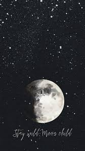 Stars and Moon Aesthetic Wallpapers ...