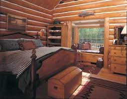 popular of best log cabin decorating ideas log home bedroom log