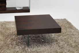 Floating Coffee Table Modrest Aura Modern Floating Tobacco Dining Table