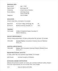 Resume Format For Doctor Resume Format India Resume Sample Sample
