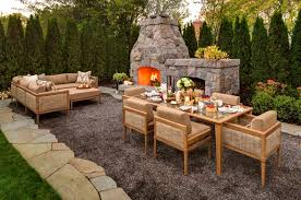 Patio ideas Outdoor Living One Kindesign 25 Fabulous Outdoor Patio Ideas To Get Ready For Spring Enjoyment