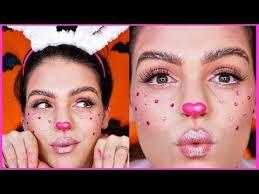 cute bunny makeup tutorial