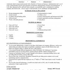 Career Change Resume Templates Staruptalent Com