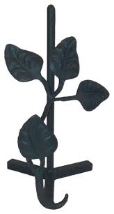 calico wrought iron leaf countertop paper towel holder rustic paper towel holders by high country iron llc