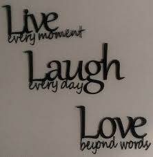>photos of live love laugh metal wall art showing 5 of 25 photos  cool black metal wall art argos abstract canvas painting red black throughout most current live love