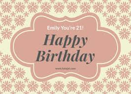 Birthday Card Maker Printable Birthday Card Maker Design Printable