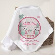 baby blanket baby gift christening gift baby keepsake birth dels on blanket