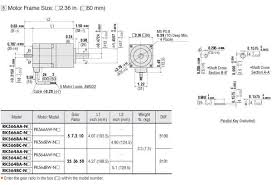 pkaw n stepping motor oriental motor valin available in two stack lengths 1 54 in 39 mm 2 32 in 59 mm