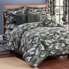 military camouflage bedding with pillow design