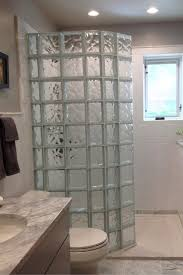 shower how to compare pans for glass block wall panent with