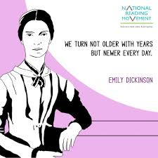 Its Emily Dickinsons Birthday Today National Reading