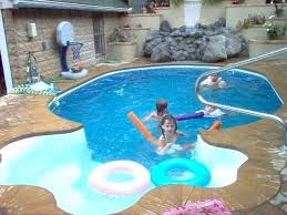 pool stairs for inground pools canada spa step on semi swimming pool stairs