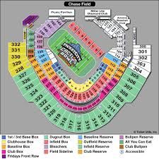 Cactus Bowl Seating Chart Chase Field Seating Chart Arenda Stroy