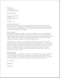 cover letter formats for business purpose of s business cover letter