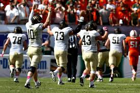 Wake Forest Football Post Spring Game Depth Chart Offensive