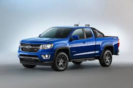 Check out the 2016 Chevrolet Colorado's Midnight Edition and Z71 ...