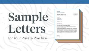 Sample Letters Templates Free Download Fill In The Blank Letter Templates For Your Private