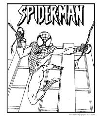spiderman coloring page spiderman coloring pages free printable spiderman coloring pages for kids