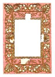 frame border image digital download antique b3 antique