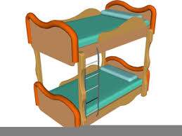 bunk bed clip art. Delighful Bunk Bunk Beds Clipart Image Throughout Bed Clip Art 0