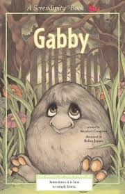 Robin James Illustrator Gabby By Stephen Cosgrove