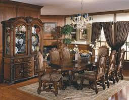 Dining Room Best Formal Dining Room Sets With Beautiful - Dining room table and china cabinet