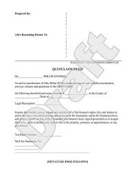 Quick Deed Form Awesome Quitclaim Deed Quitclaim Deed Template Rocket Lawyer