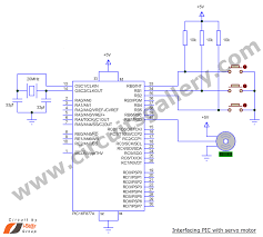 motor large size how to servo motor control using microcontroller pic16f877a ponents required variable