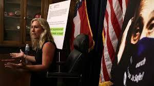 House Ethics Panel Forces Marjorie ...