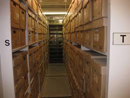 Storage Storage Room Day Of Archaeology