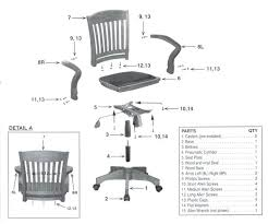 office chair parts. Antique Swivel Office Chair Parts Awesome Desk In The Best With . G