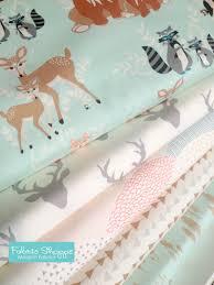 Hello Bear fabric bundle, Rustic Baby Quilt Fabric, Woodland ... & Hello Bear fabric bundle, Rustic Baby Quilt Fabric, Woodland Blanket fabric,  Rustic Decor, Deer fabric, Bundle of 5- You Choose the Cuts Adamdwight.com