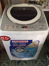 Máy Giặt Cũ Toshiba Invecter 11,5kg Ngoại Hình Mới 95% – Điện Máy Minh  Thành Phát