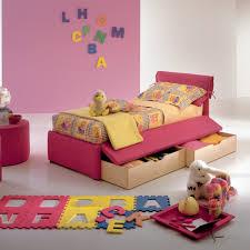 Lettino con contenitore: letto per bambina con impero young