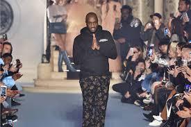 Creative Designer Louis Vuitton Virgil Abloh Named Louis Vuittons New Menswear Designer