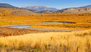 yellowstone weather in fall