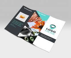 Fold Flyer Bi Fold Tri Fold Brochure Designs Avid Multimedia Group