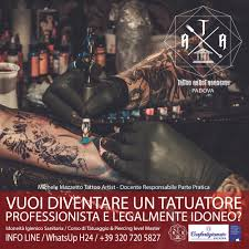 Tattoo Artist Academy Vuoi Diventare Un Tatuatore Professionista