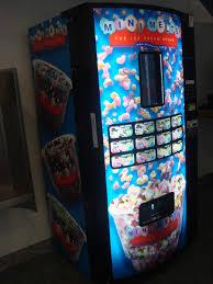 Mini Melts Vending Machine Extraordinary Building 48 MIT Admissions