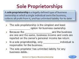 types of business ownerships types of business business ownership ppt video online download