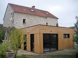 Nice ... Extension Maison Bois Prix M2 Awesome Extension De Maison En Bois Prix  Au M2 Vos Idées ...