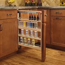 Rev A Shelf 432 Bfbbsc 6c 6 Wood Base Cabinet Pullout Filler