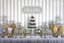 wedding theme silver. Silver and White Creates the Perfect Modern Wedding Theme