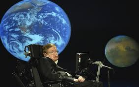 Хокинг выложил в Сеть диссертацию о расширении Вселенной  Хокинг выложил в Сеть диссертацию о расширении Вселенной