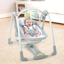 Best Swings For Baby Ingenuity Swing N Go Portable Baby Swing Best ...