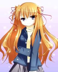 11 cutest orange haired anime s you