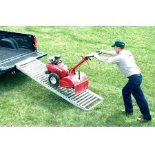 Lawn Mower Ramps Harbor Freight Folding Flatbed Assembly Pics The ...