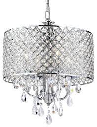 shade chandelier
