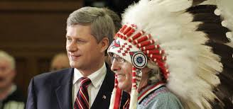 residential schools and reconciliation what you should be reading  prime minister stephen harper presents assembly of first nations national chief phil fontaine a statement of apology for residential schools on 11