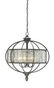 medium size of sea gull lighting sfera 6 light autumn bronze chandelier with mercury glass shade
